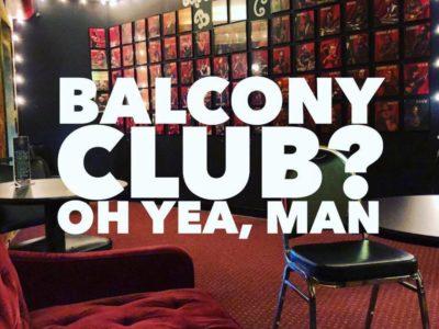 The Balcony Club
