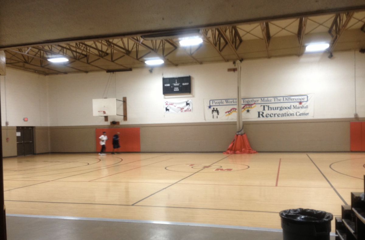 Thurgood gym