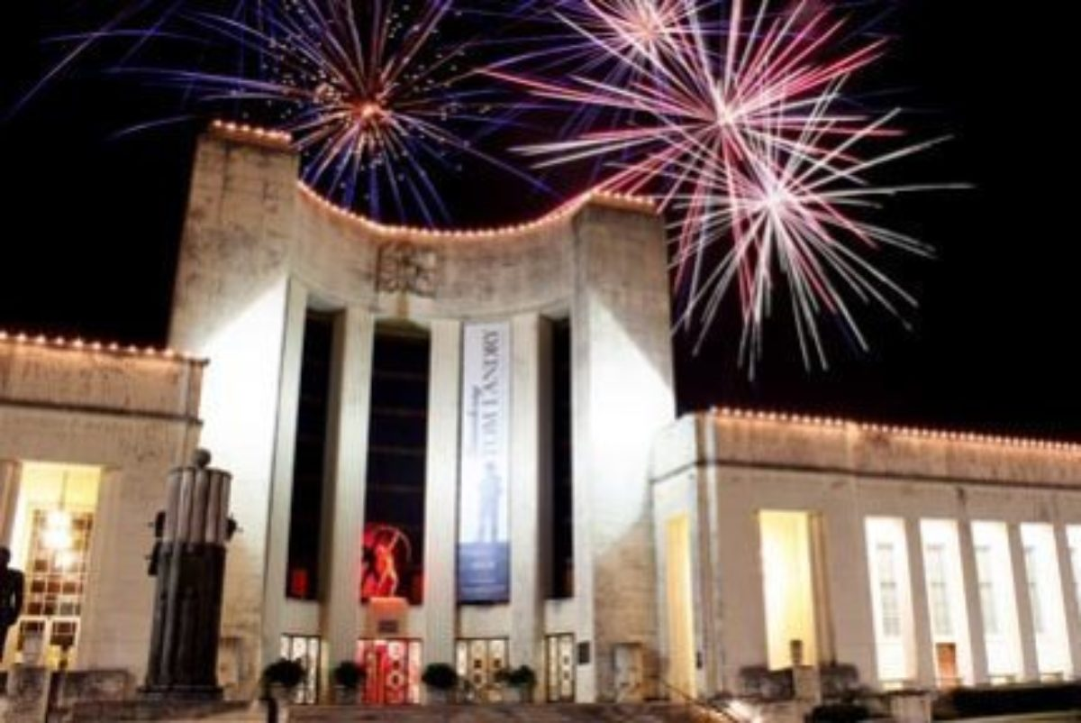 Hall of State Fireworks